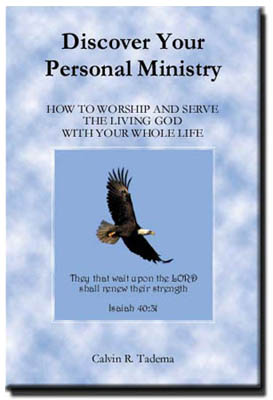 Discover Your Personal Ministry